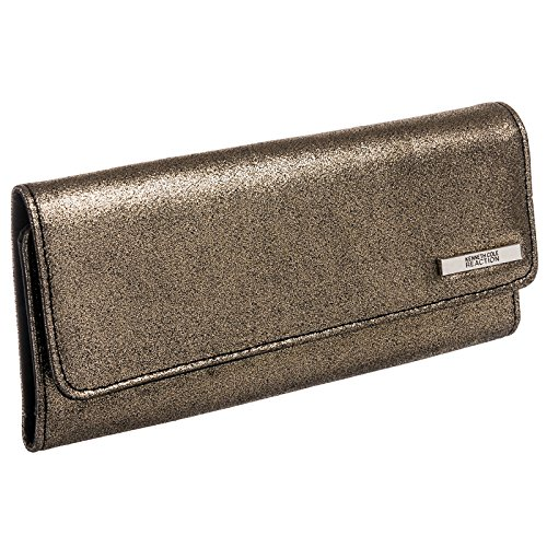 Kenneth Cole Reaction Women's Saffiano Tri Me A River Wallet