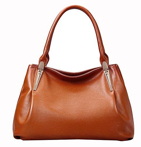 Heshe® New Fashion Soft Women's Tote Top Handle Shoulder Crossbody Bag Handbag