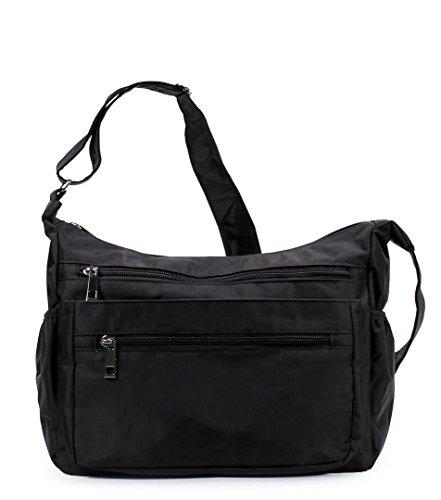 Scarleton Casual Nylon Crossbody Bag H1843