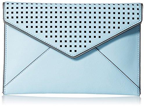 Rebecca Minkoff Leo Perforated Envelope Clutch