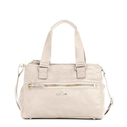Kipling Women's New Tarah Handbag One Size Sandy Teak Crack
