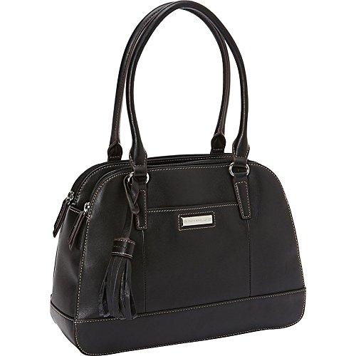 Tignanello Iconica Triple Entry Shopper Black T57030A
