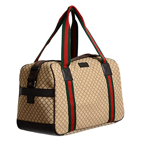 Gucci Unisex Weekend Travel Luggage Handbag Shoulder Bag
