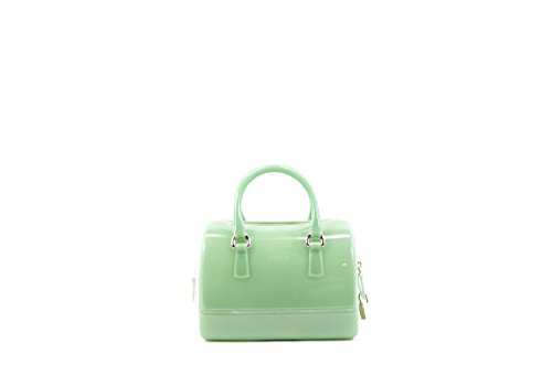 Furla Candy Cookie S Satchel Menta