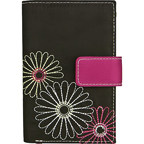 Travelon Safe ID Daisy Tri-Fold Wallet