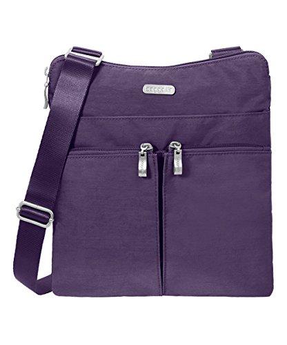 Baggallini Horizon Crossbody Bag – Grape