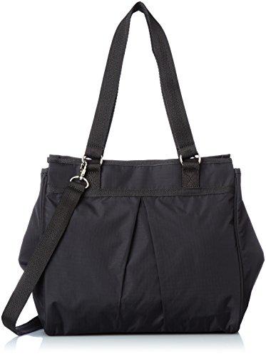 LeSportsac Women's Miranda Bag Black 09 Satchel
