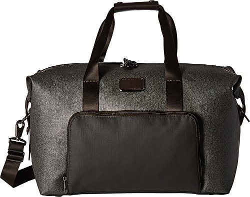 Tumi Alpha 2 Double Expansion Travel Satchel Carry On Luggage