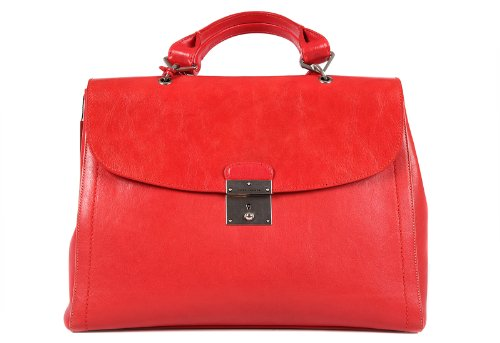 Marc Jacobs women's leather handbag shopping bag purse the rossa