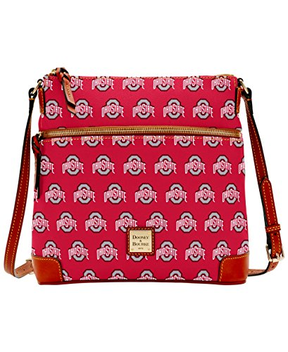 Dooney and Bourke Ohio State Buckeyes Crossbody Handbag – Red