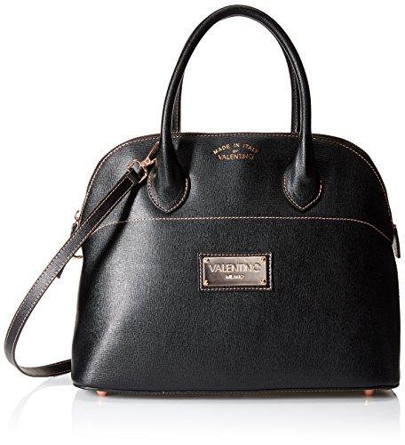 Valentino Bags by Mario Valentino Women's Copia Satchel, Black
