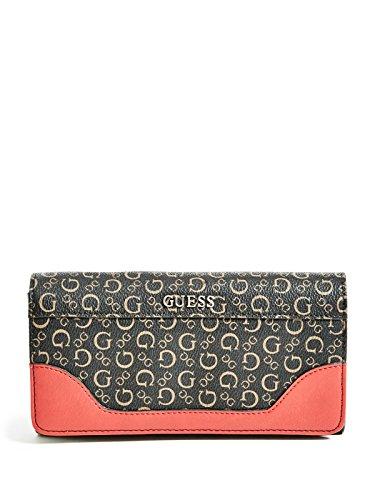 GUESS Women's Paradis Logo-Print Wallet