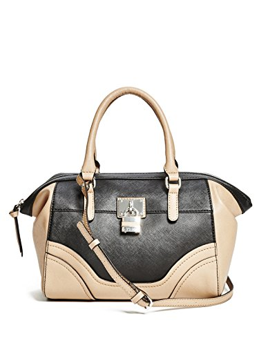 GUESS Women's Paradis Color-Blocked Satchel