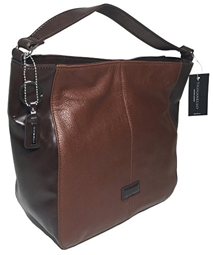 Tignanello Western Hobo Rust/Dark Brown T58310A