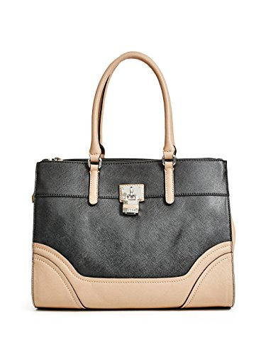 GUESS Women's Paradis Saffiano Carryall