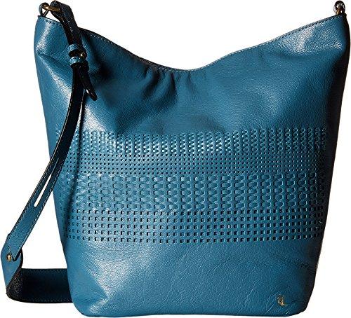 Elliott Lucca Women's Bali '89 Marin Bucket Azul Anakan Shoulder Bag