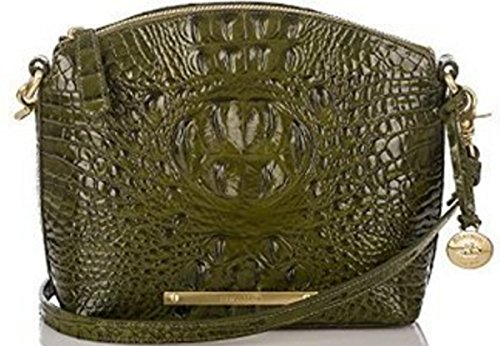 Brahmin Mini Duxbury Chive Melbourne Crossbody Bag