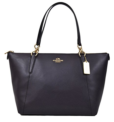 Coach Crossgrain Leather Ava Tote F35808