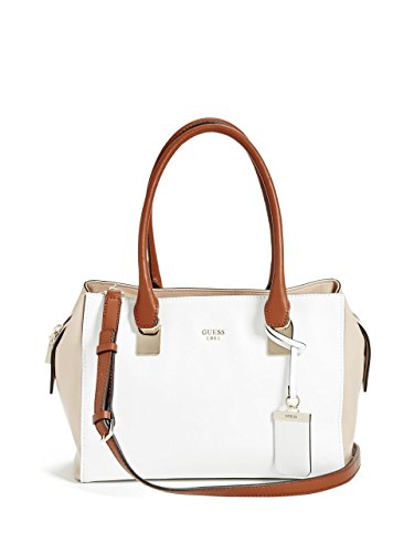 GUESS Camylle Color-Blocked Satchel