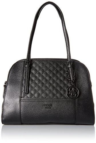 GUESS Huntley Cali Satchel Coal