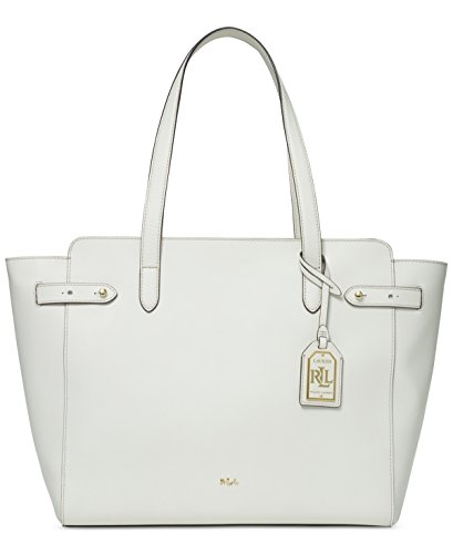 LAUREN Ralph Lauren Women's Harper Parker Tote Shoulder Handbag