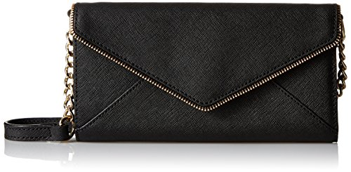 Rebecca Minkoff Cleo Wallet on a Chain, Black