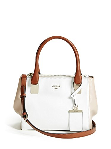 GUESS Camylle Color-Blocked Small Satchel