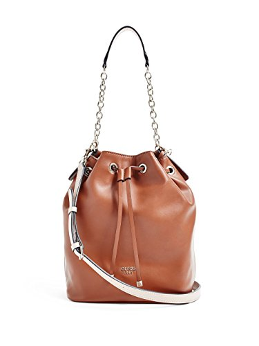 GUESS Camylle Drawstring Bucket Bag