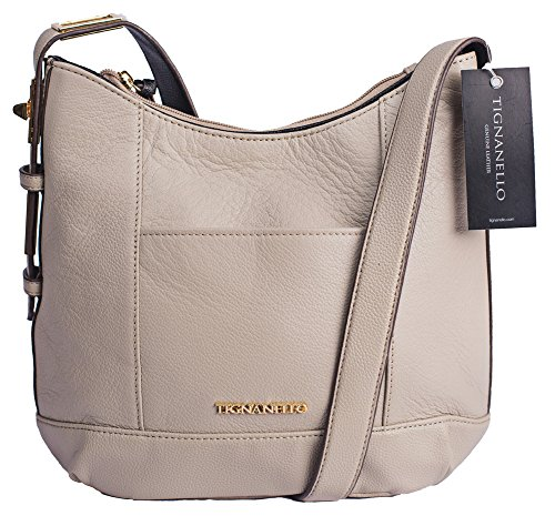 Tignanello Pop Star Hobo Cross Body Tusk A272719