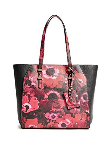 GUESS Gia Floral-Print Tote