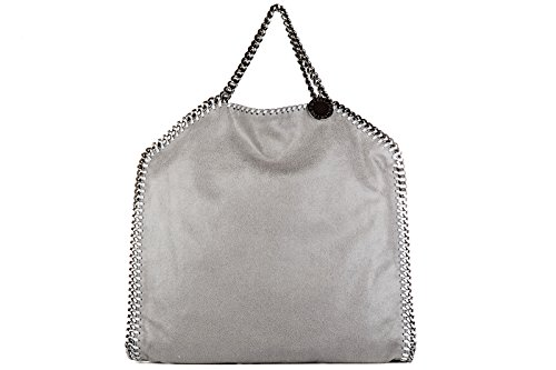 Stella Mccartney women's handbag shopping bag purse falabella shaggy deer foreve