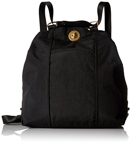 Baggallini Gold International Mendoza BLK Backpack