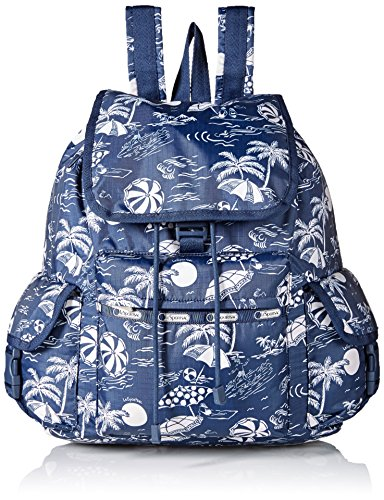 LeSportsac Voyager Back pack, Hawaiian Getaway, One Size