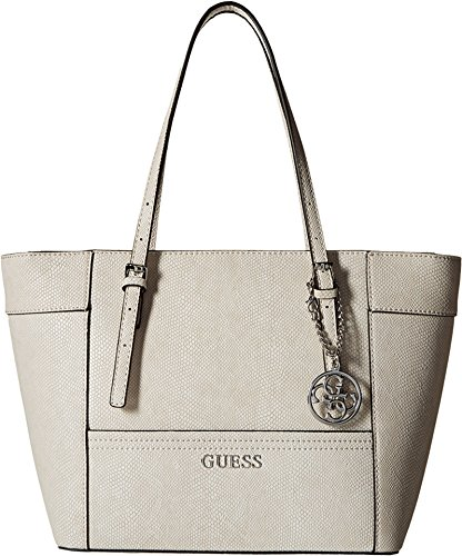GUESS Delaney Leopard-Print Small Classic Tote