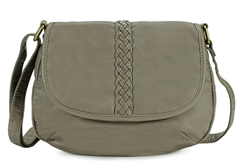Scarleton Natural Style Crossbody Bag H1931