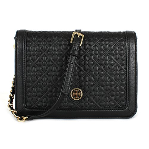 Tory Burch Bryant Quilted Crossbody Black
