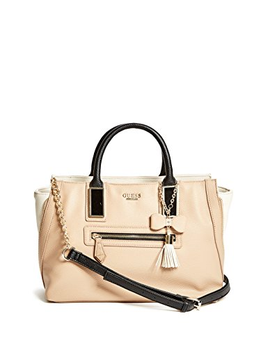 GUESS Women's Aydriana Zipper Satchel