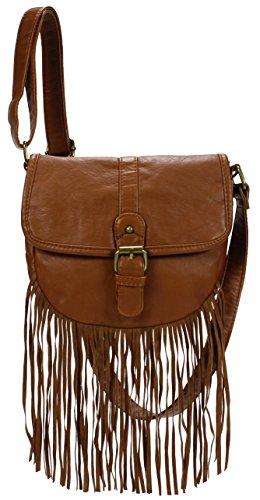 Scarleton Soft Native Accent Crossbody Bag H1824