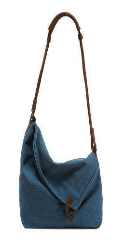 SAIERLONG Women's Cross Body Bag Canvas