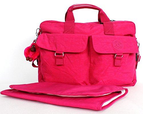 Kipling New Baby Bag with Changing Mat, Bloomingrose