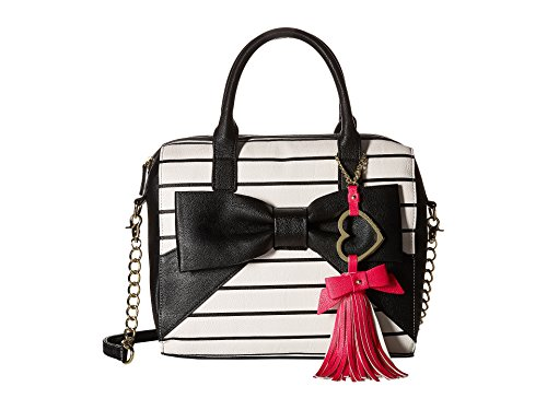 Betsey Johnson Big Bow Satchel Bag