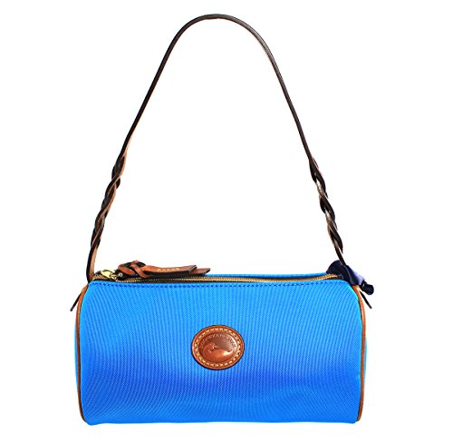 Dooney & Bourke Small Barrel Bag – Turquoise