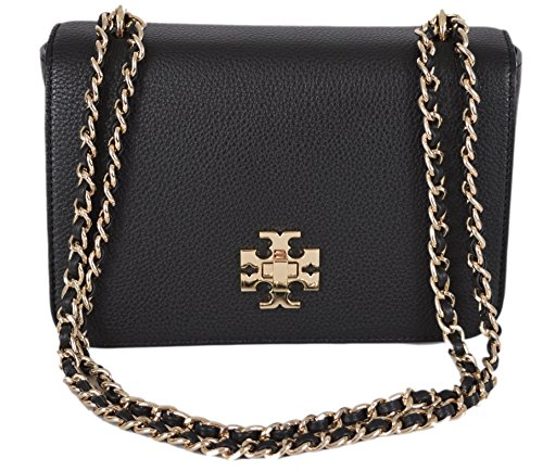 Tory Burch Mercer Adjustable Shoulder Bag in Black