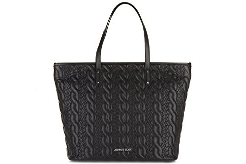Armani Jeans women's shoulder bag original black