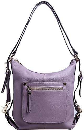 Heshe Women's Shoulder Handbag Multipurpose Purses