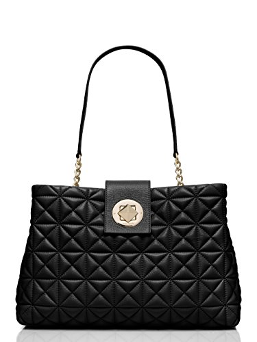 Kate Spade Whitaker Place Elena Shoulder Handbag Black