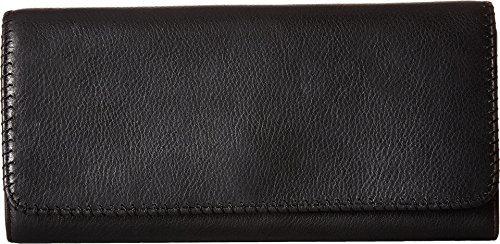 Hobo Supersoft Leather Era Clutch Wallet – Brandy