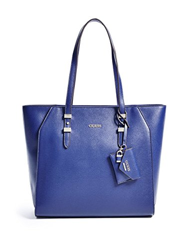 GUESS Gia Lizard-Embossed Tote
