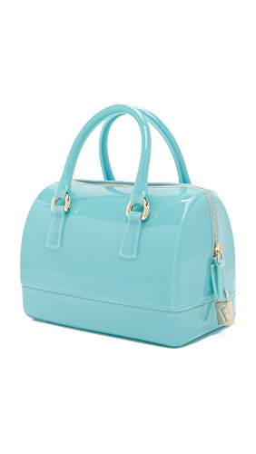 Furla Meduim Candy Bag aquamarine