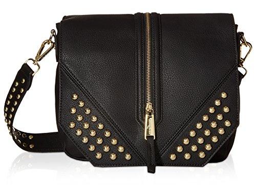 Steve Madden Women's Blucky Studded Saddle Bag